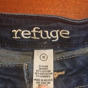 refuge Shorts - High waisted jeans